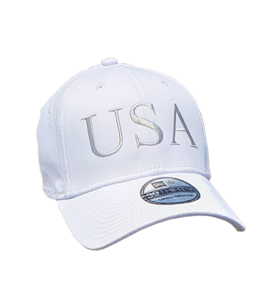 Blue USA Hat - Front