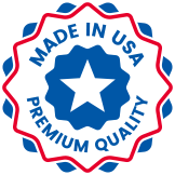 Made In USA Premium Quality Star